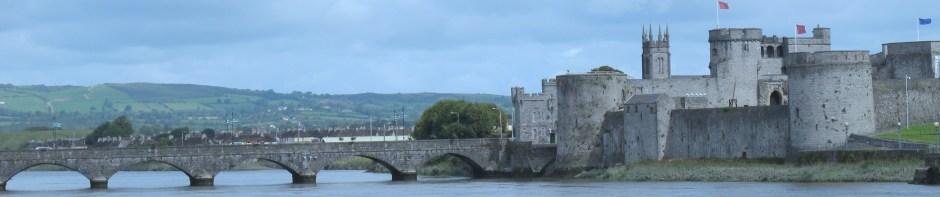St. John's Castle - Limerick