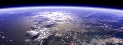 Earth-View-from-Outer-Space-Wallpaper rotated cropped to 400 wide